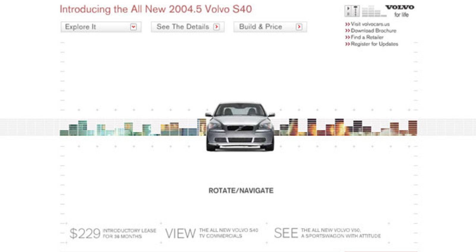 New S40