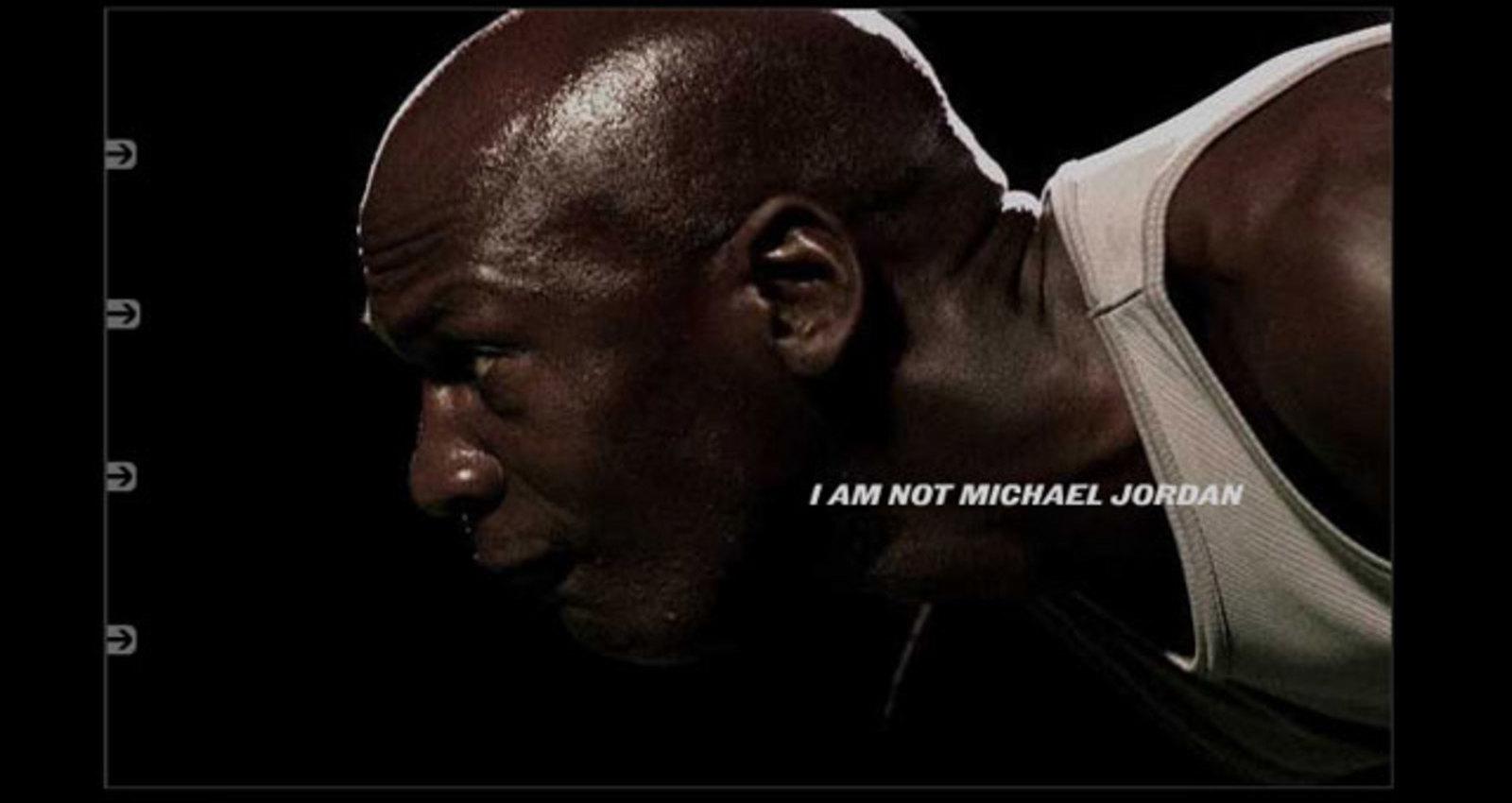 I Am Not Michael Jordan