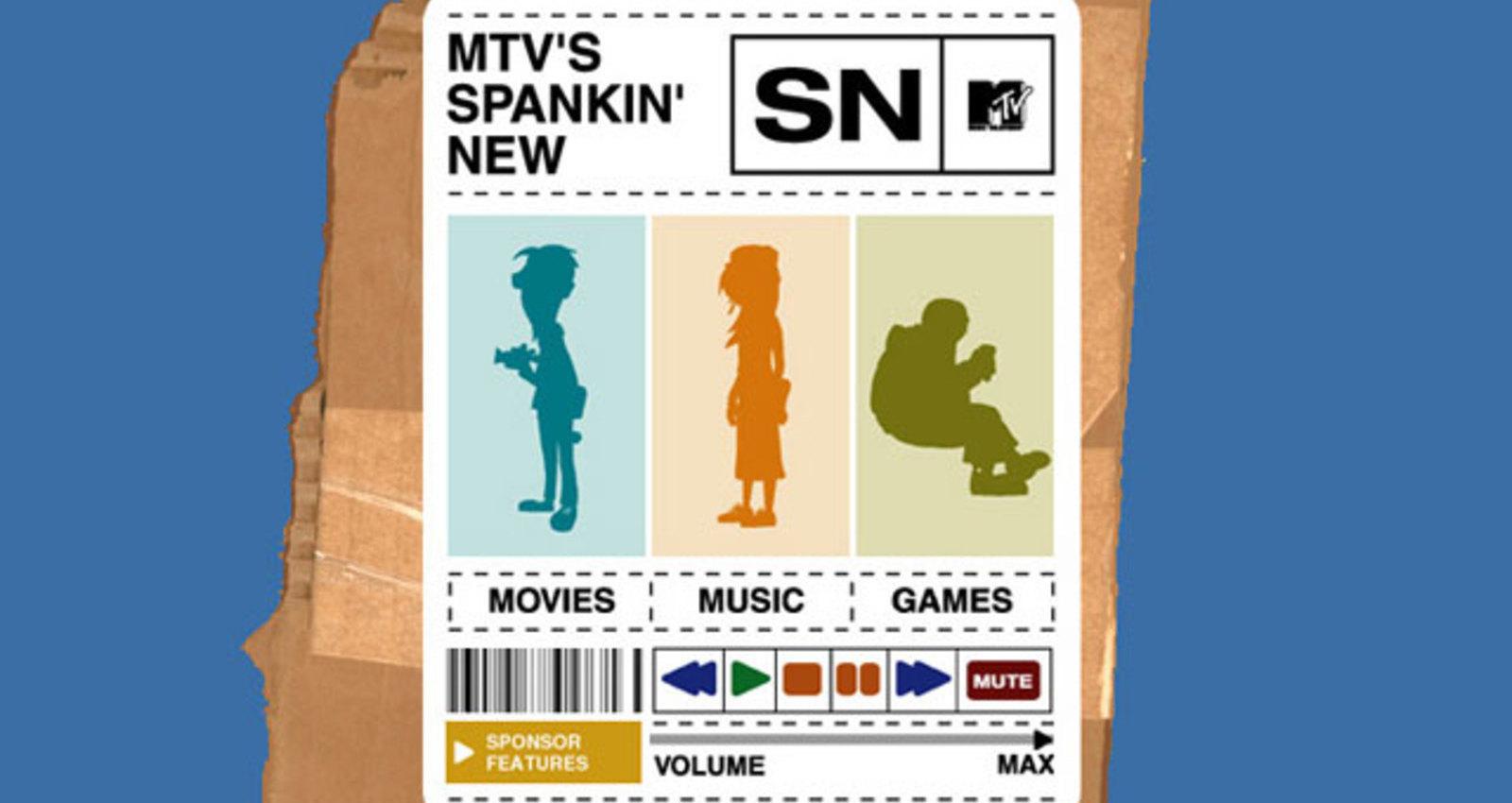 MTV CD Rom