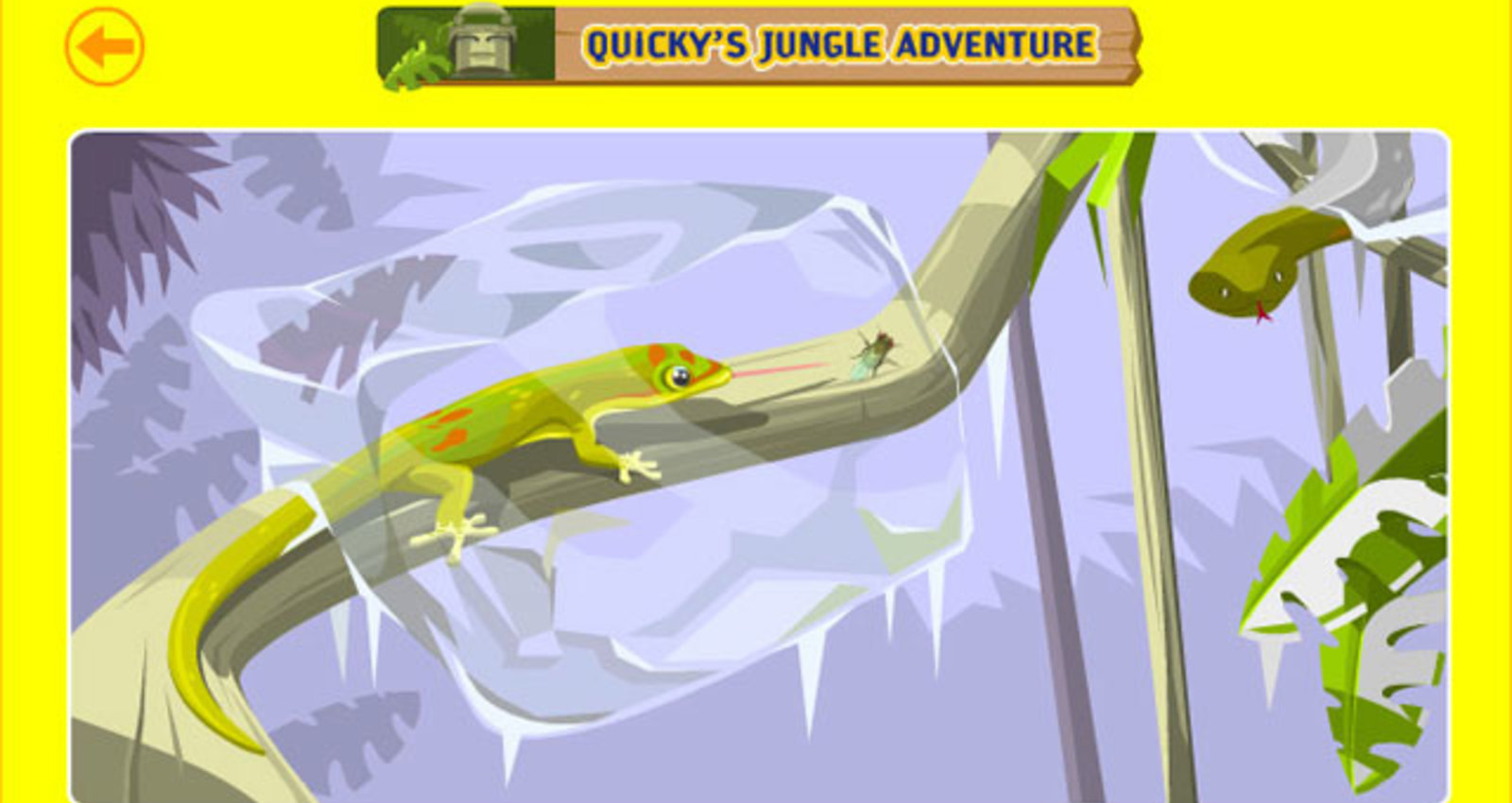 Nesquik Jungle Adventure