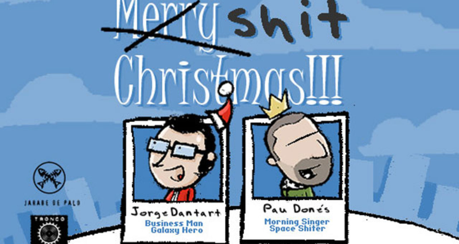 Jarabe de palo Christmas