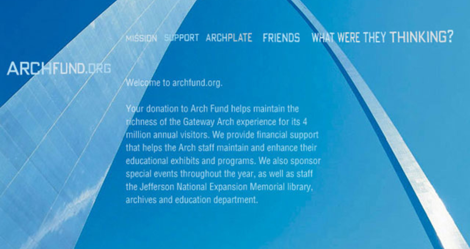 archfund.org