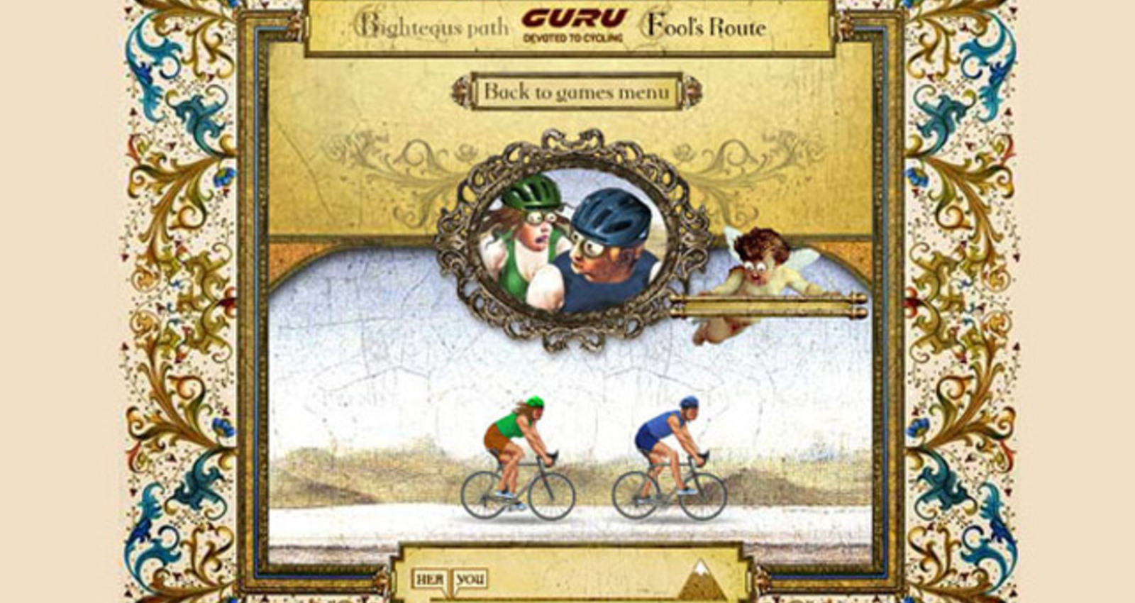 Devoted to Biking