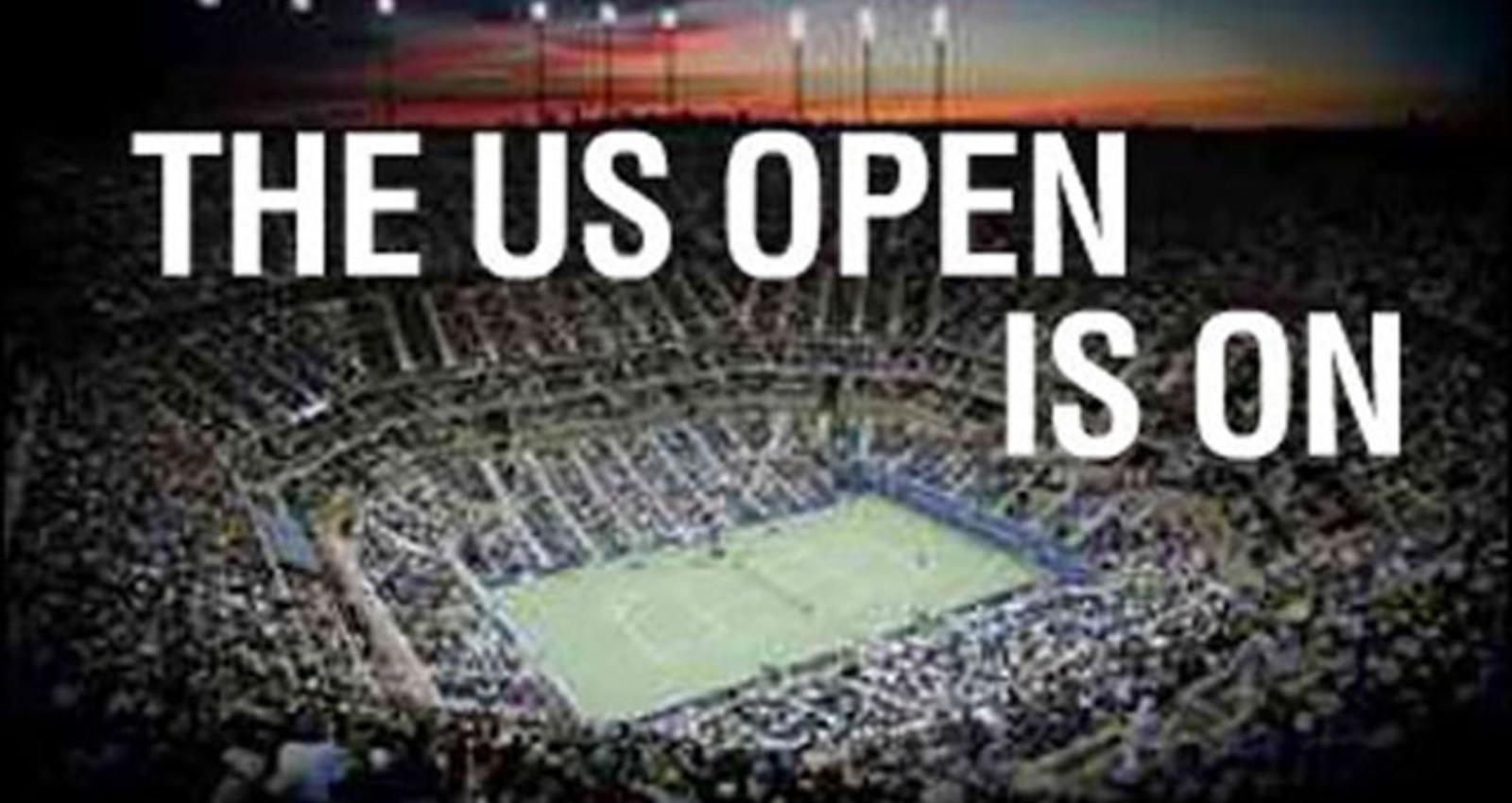 US Open Banner