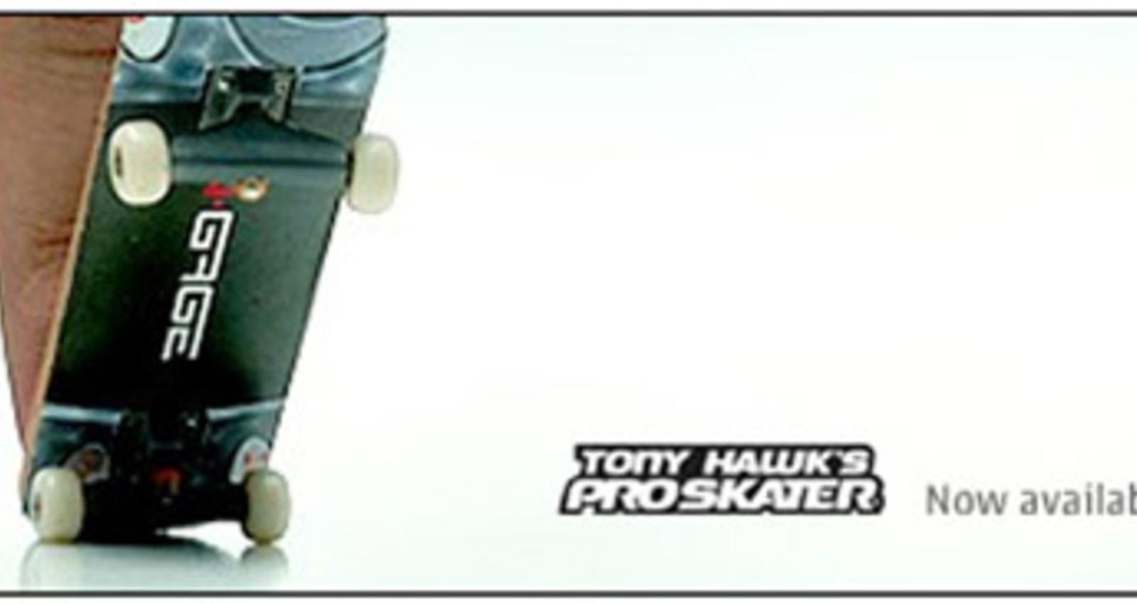 Ngage - Tony Hawk