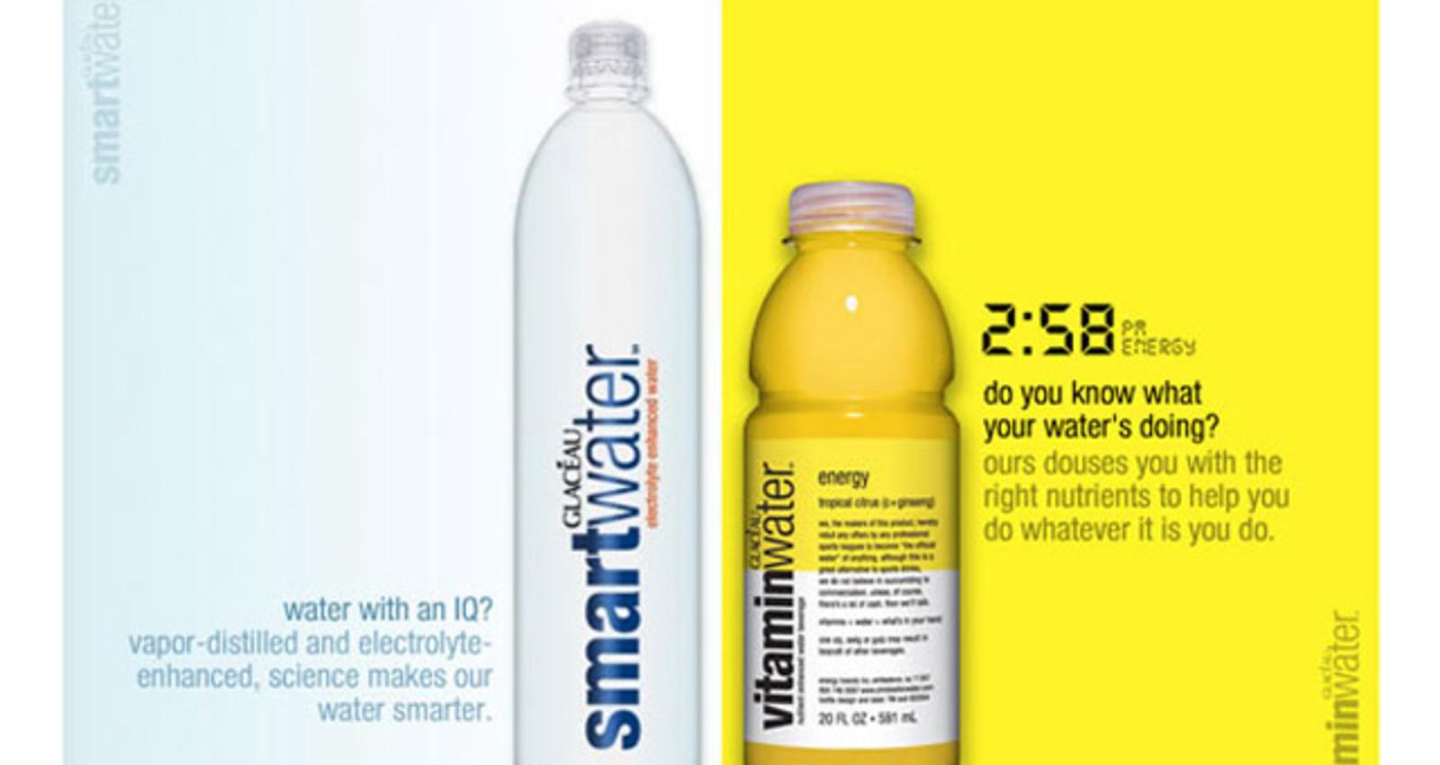 Glac?au Vitaminwater
