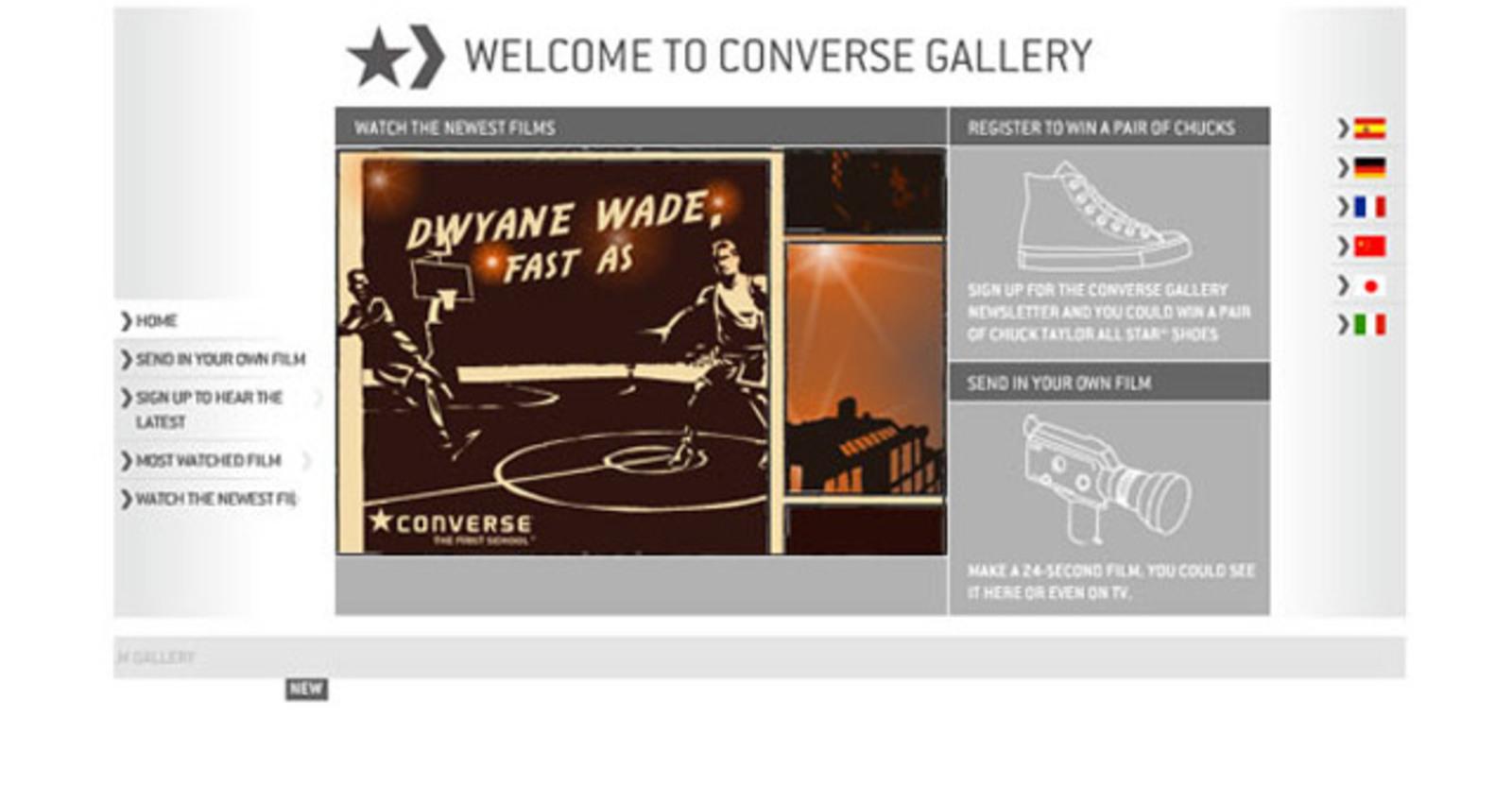 ConverseGallery.com