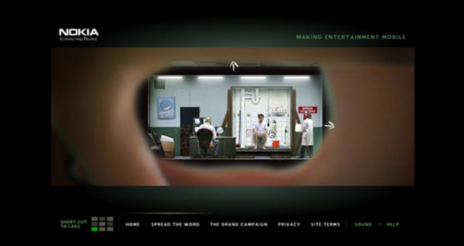 Nokia Entertainment Consumer Site Phase 2