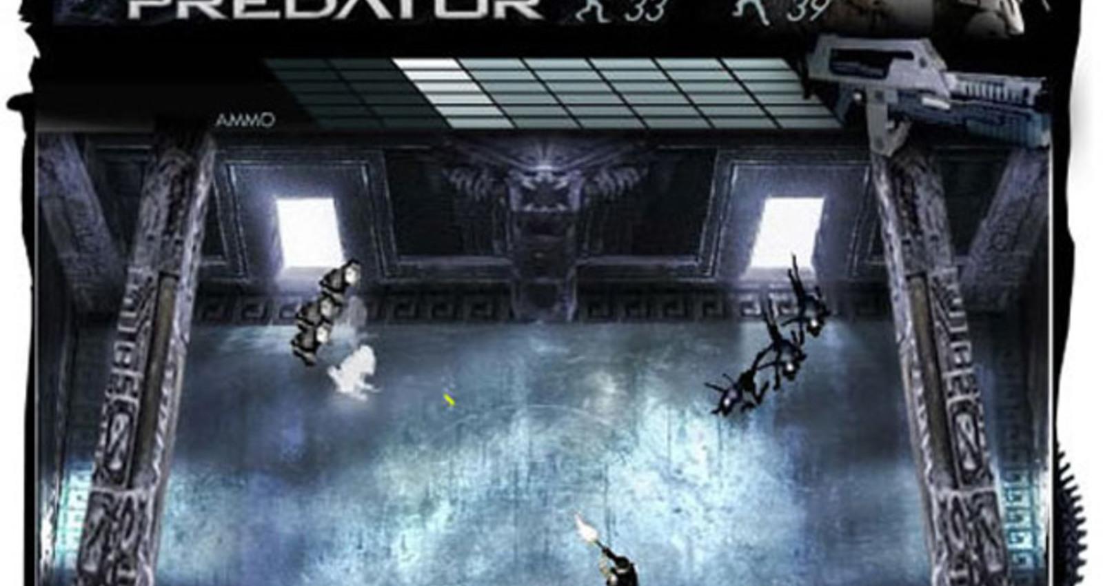Alien vs. Predator - Game Eyeblaster