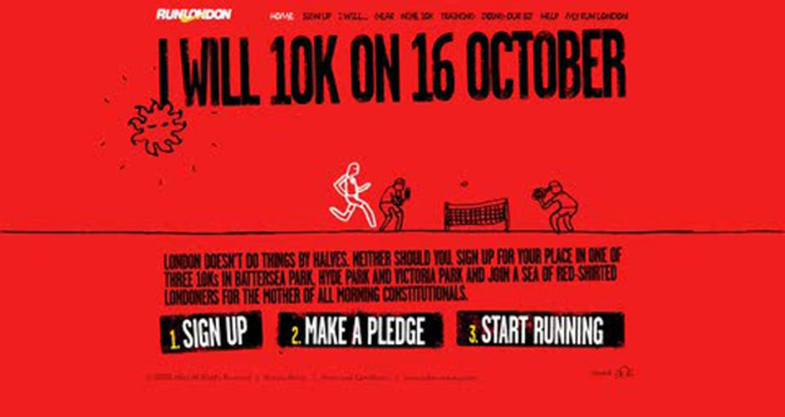 Nike Run London Integrated