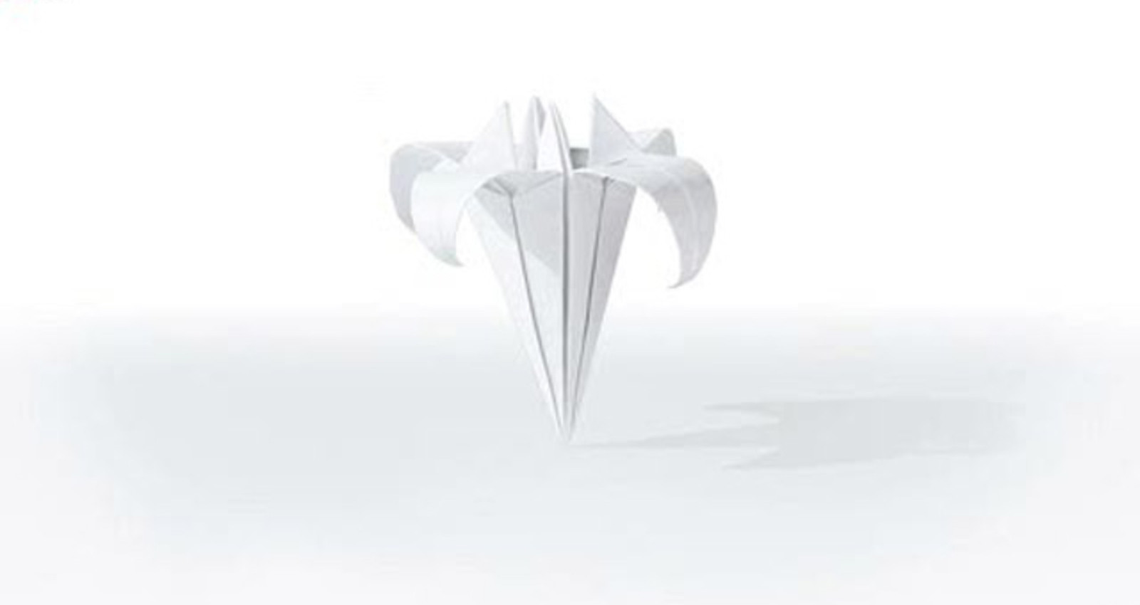 R/GA Origami Holiday 2006