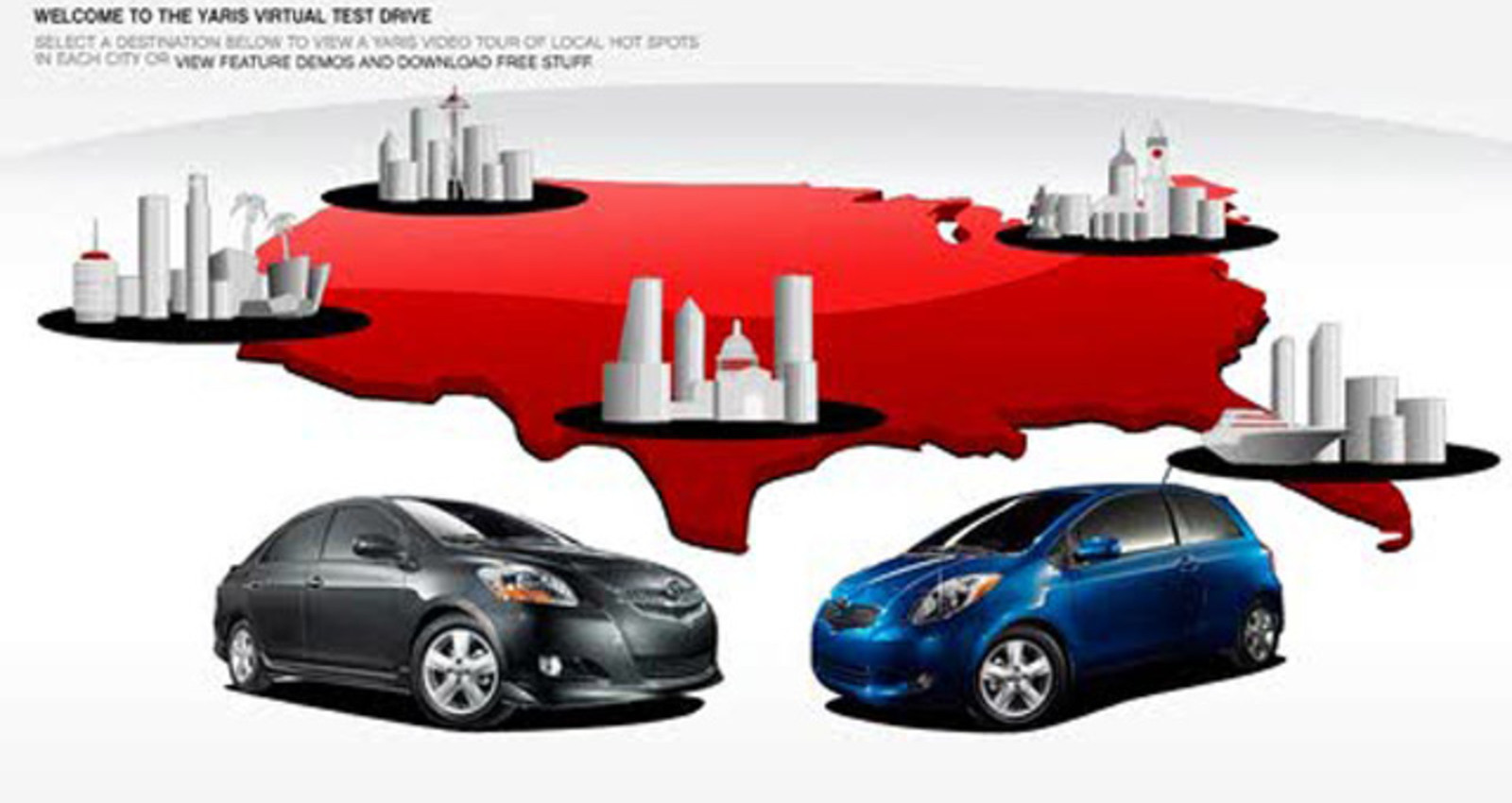 Yaris Web Site