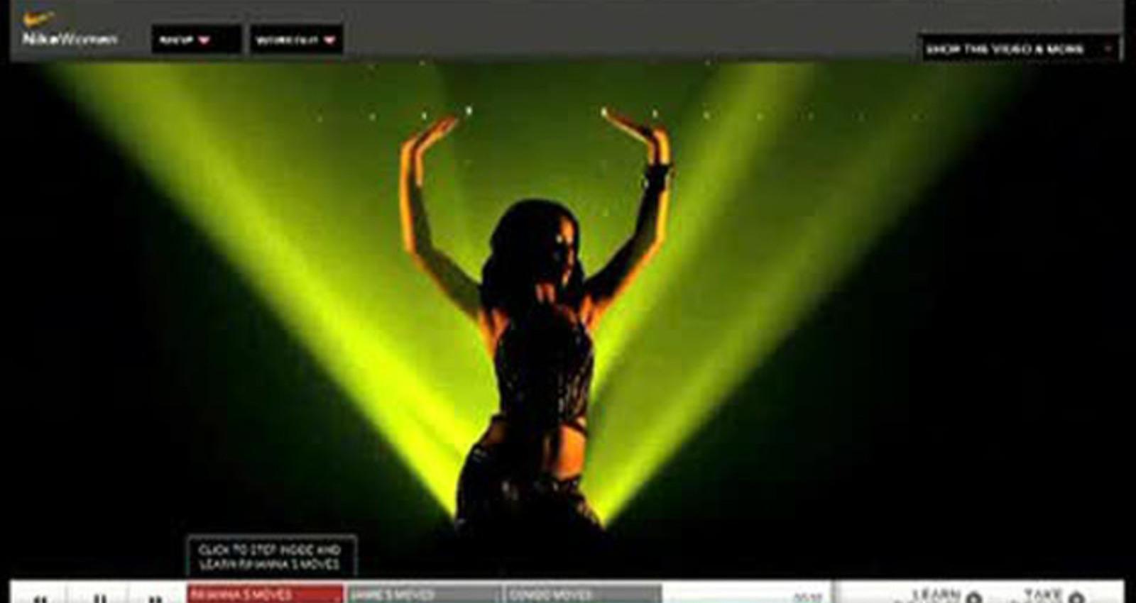 Nike Women Rockstar Workout -- Hip Hop