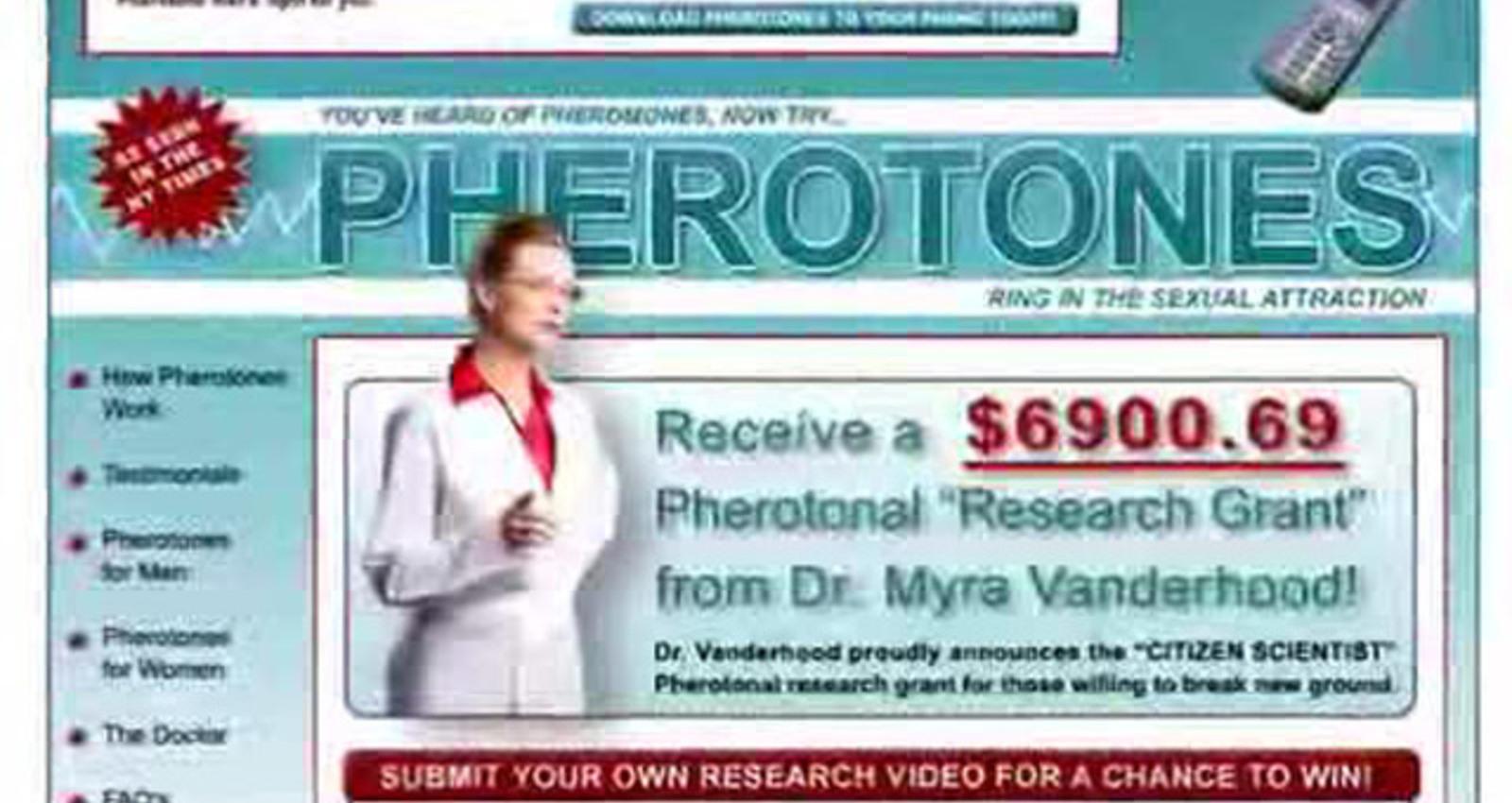 Pherotones