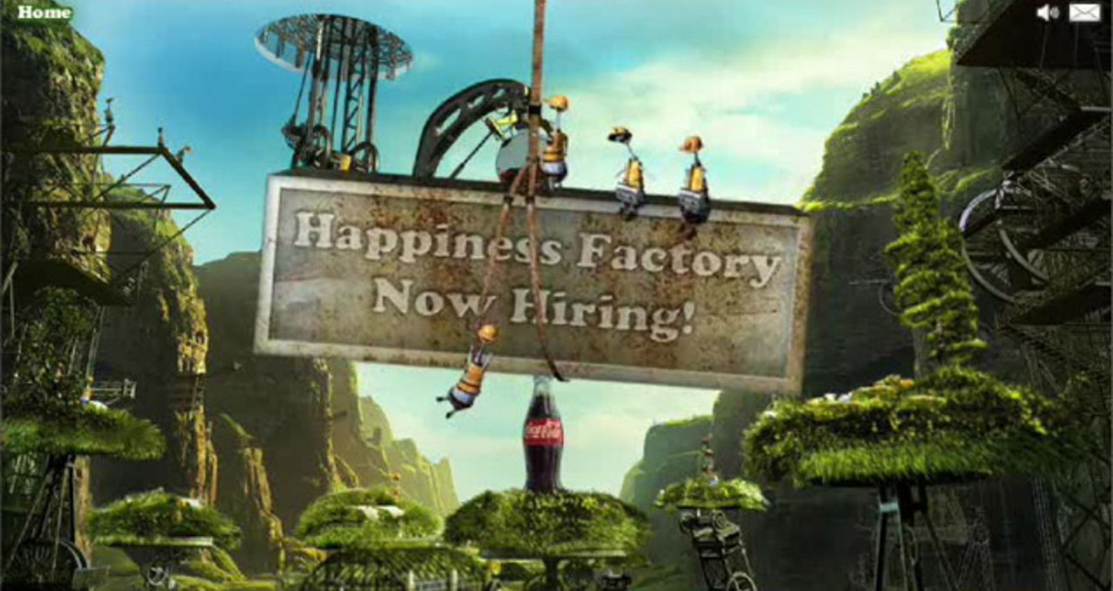 Happiness Factory - Now Hiring