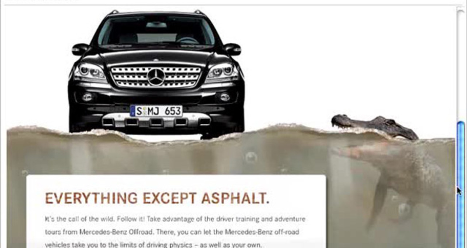 Mercedes-Benz  Email Offroad