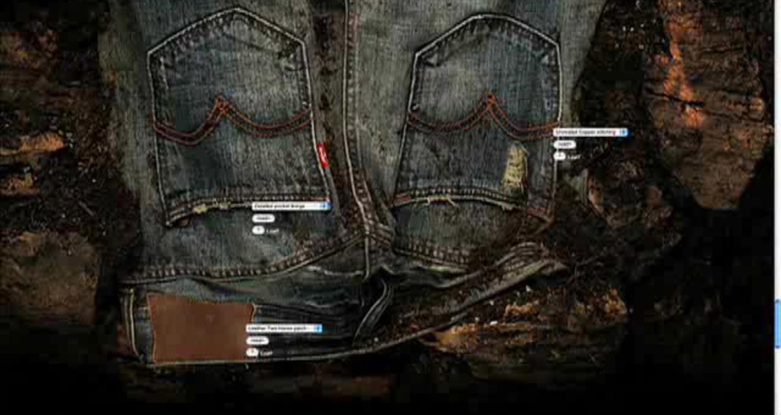 Levi's® Copper Jeans