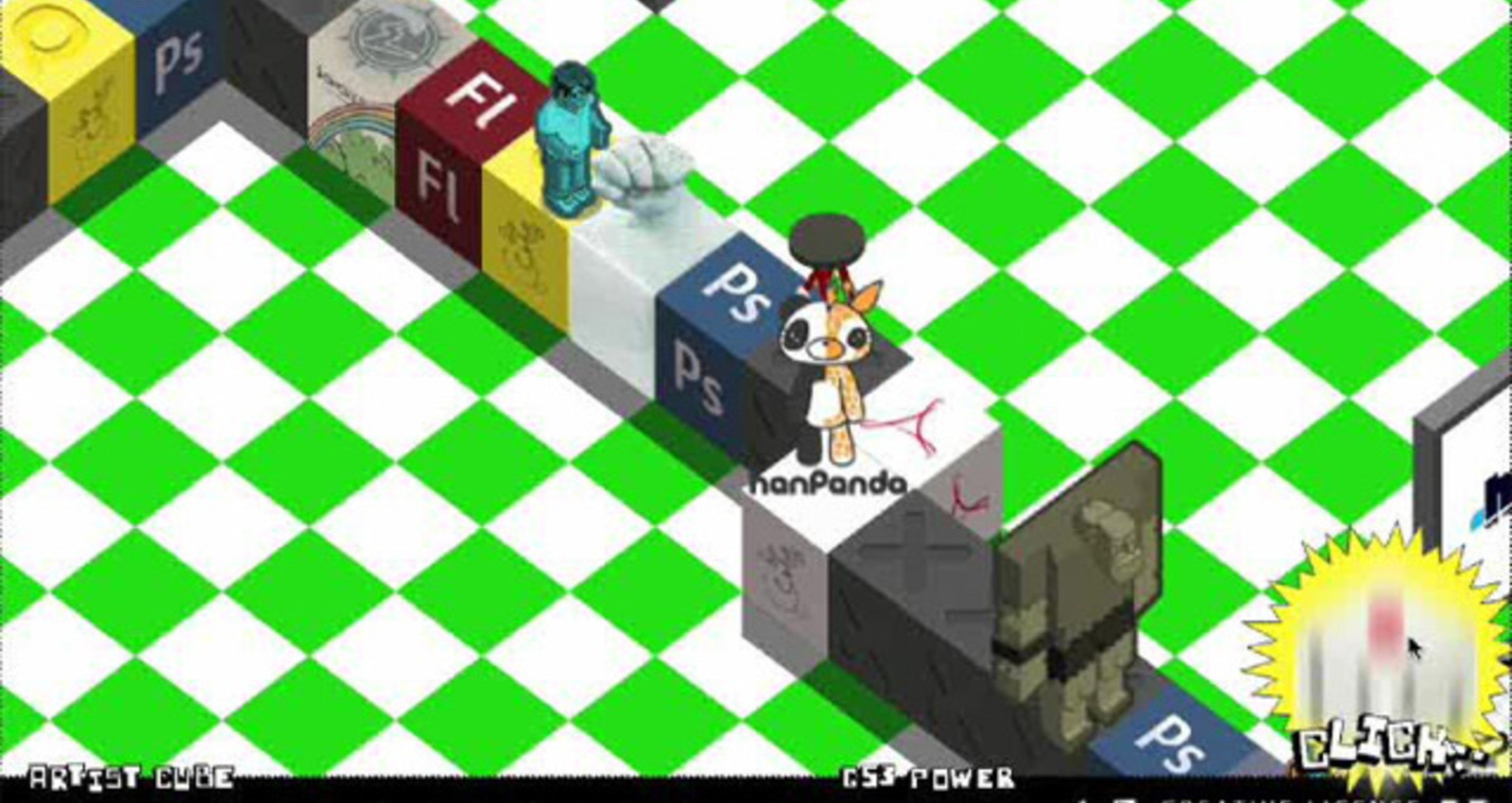 Adobe Sugoroku CS3