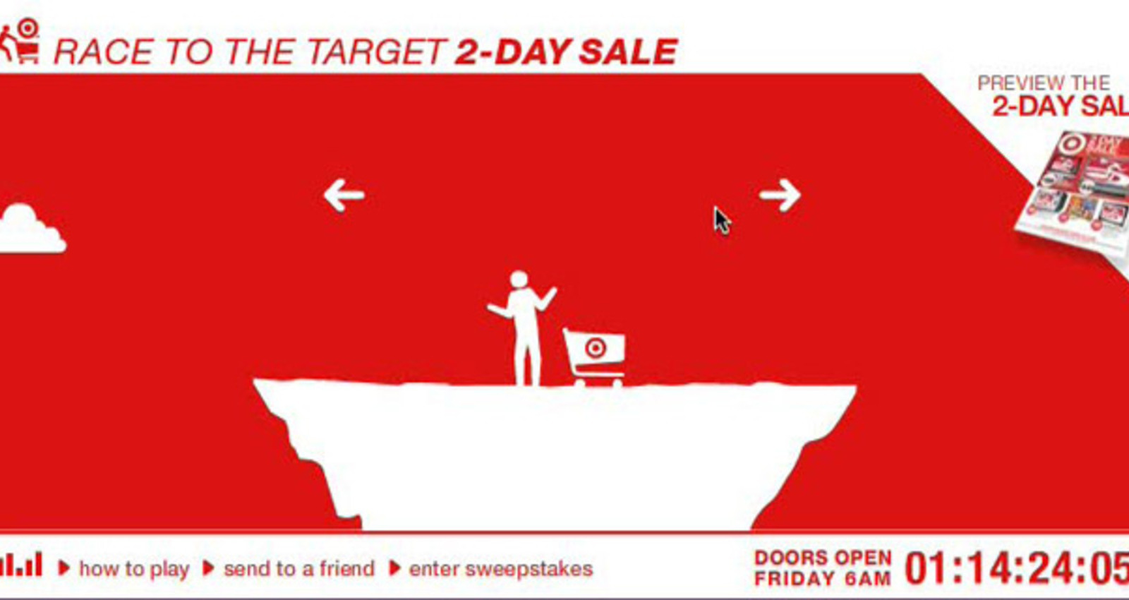 Target 2 day sale