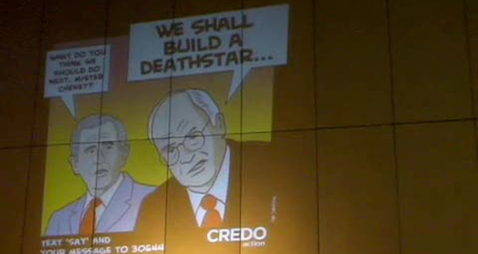 Credo Text Projection