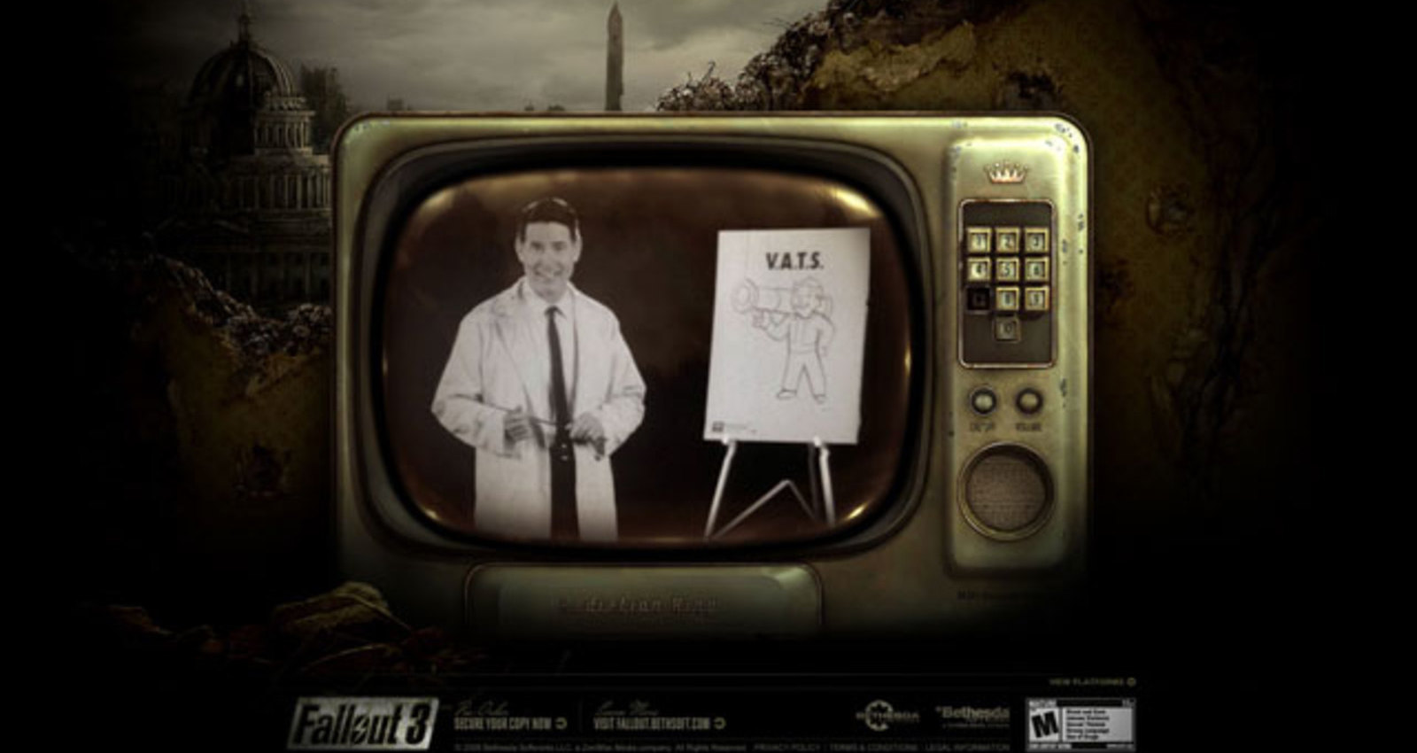 Fallout 3 PrepareForTheFuture.com