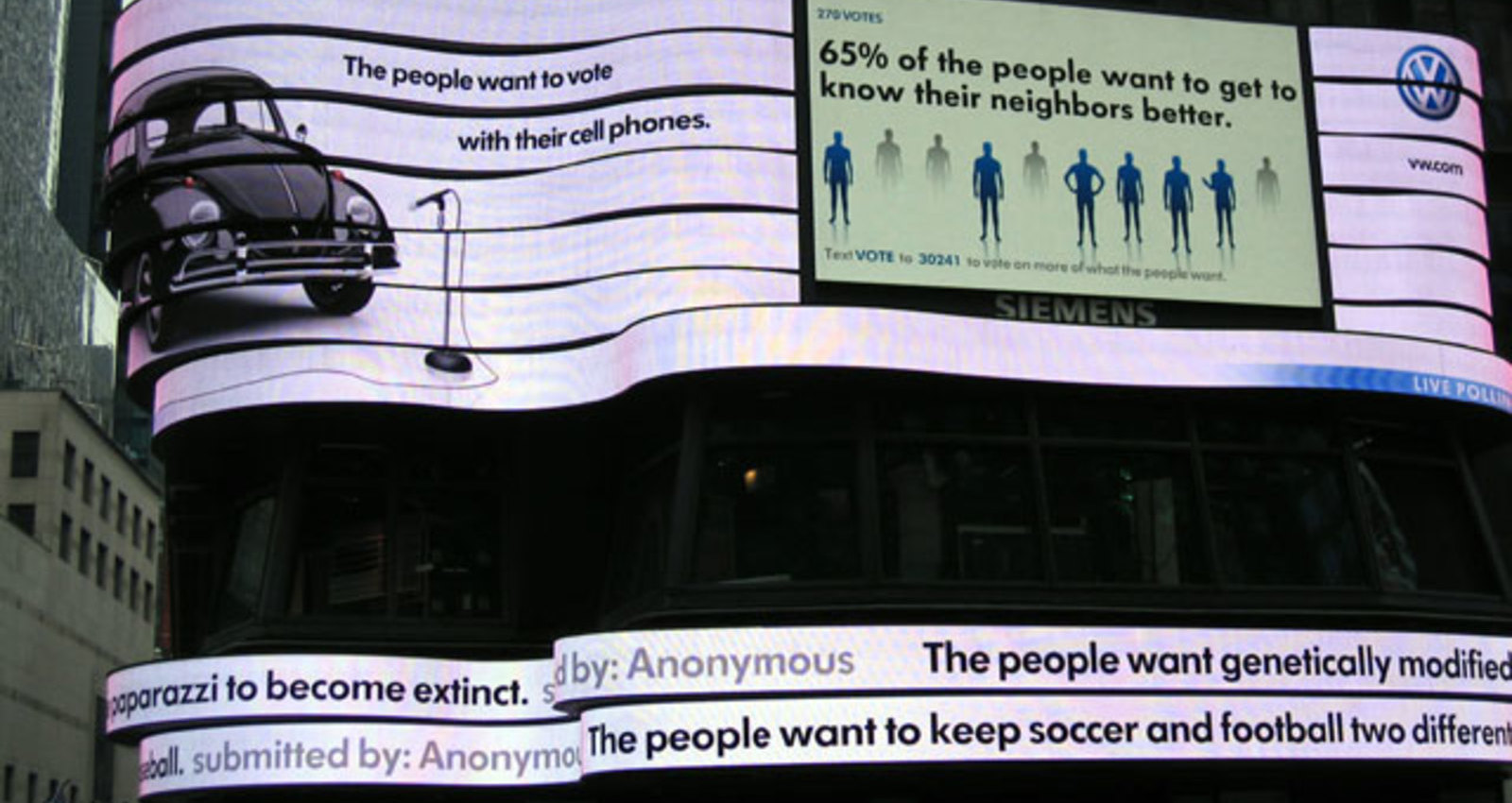 VW Das Auto/What The People Want - Max Rollout