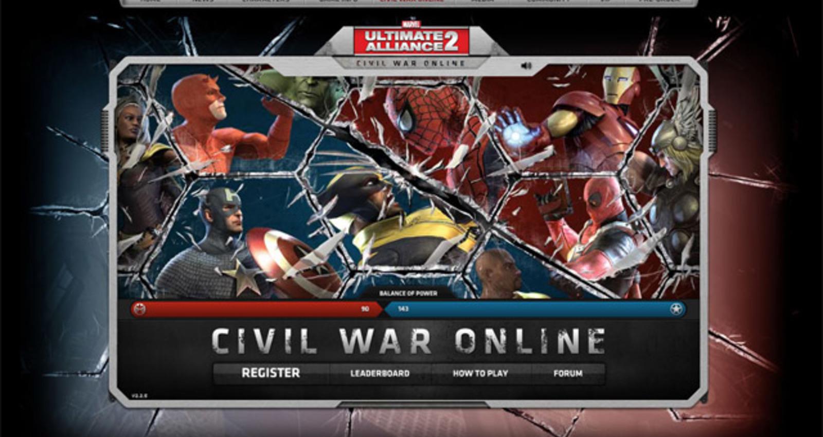 Civil War Online