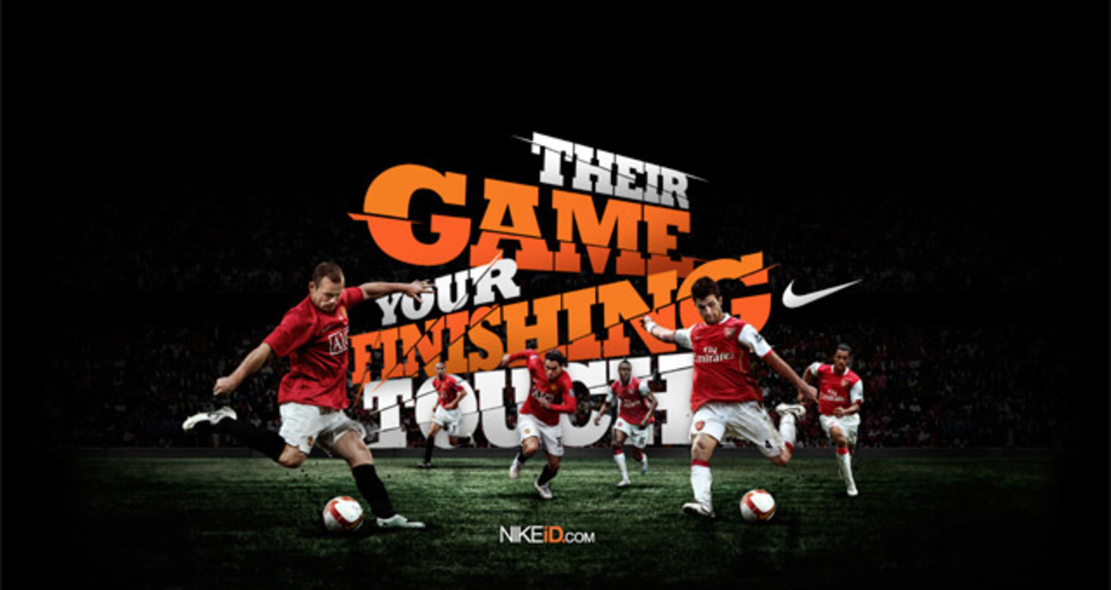 NIKEiD - Their Game, Your Finishing Touch