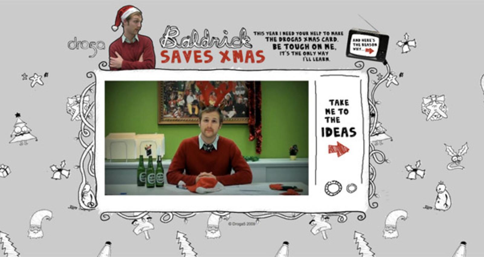 Baldrick Saves Xmas