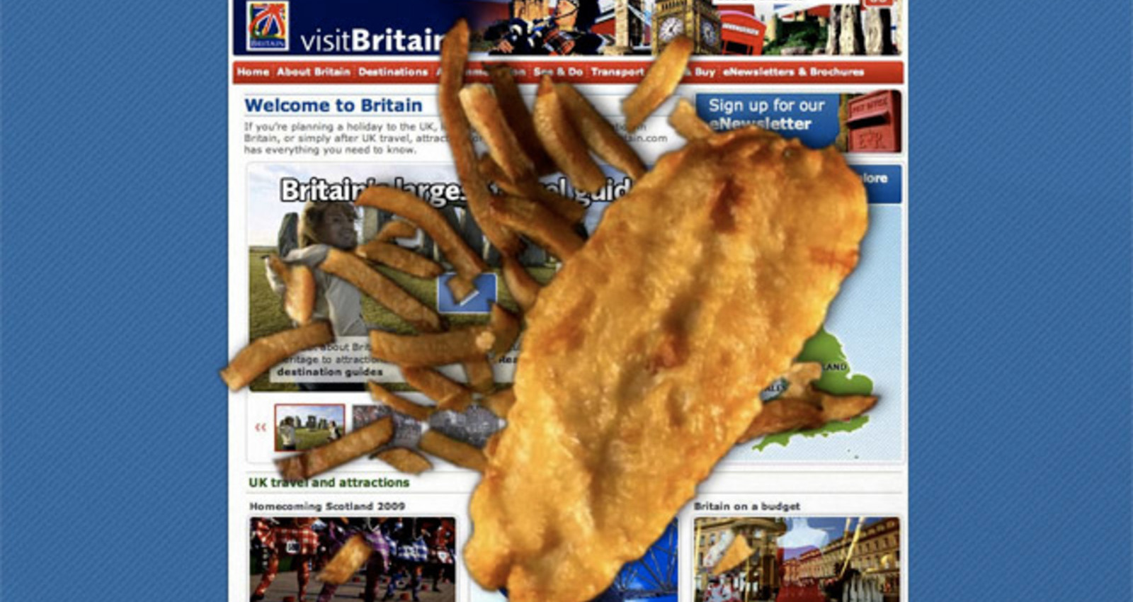 Visit The Other Britain