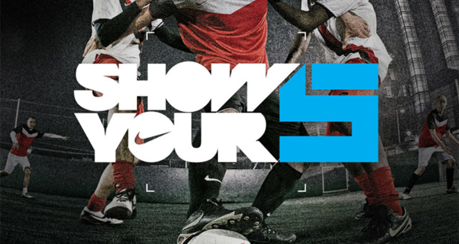 Nike: Show Your Five
