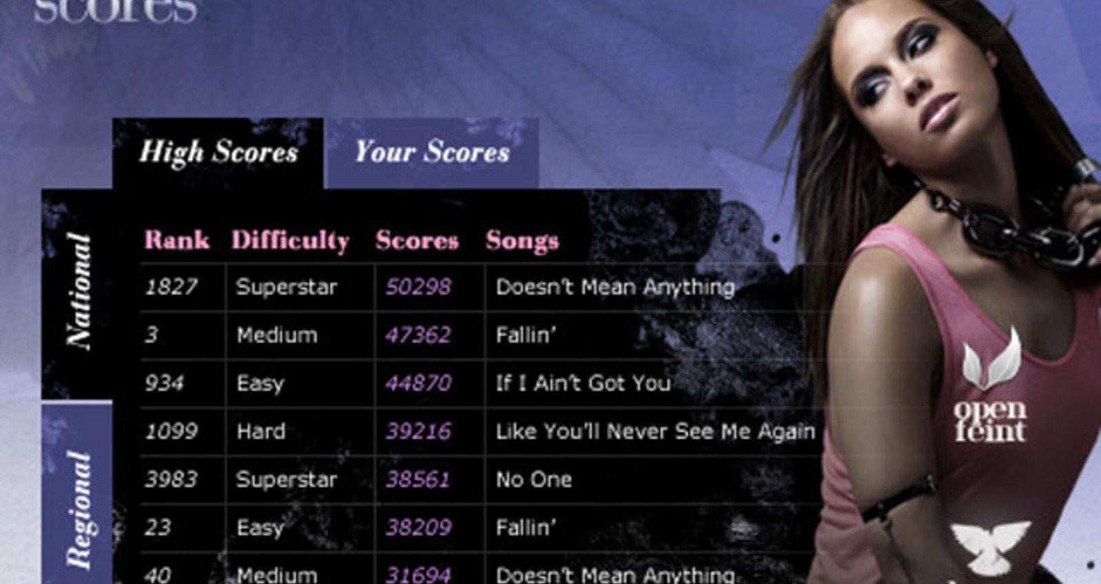 Alicia Keys OpenMic