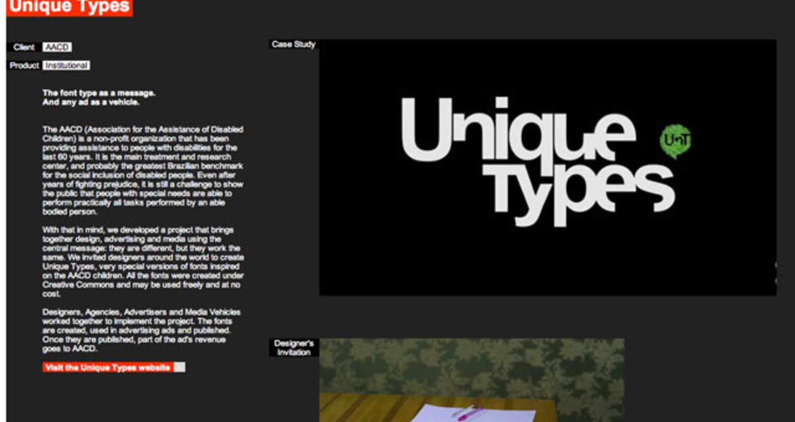 Unique Types