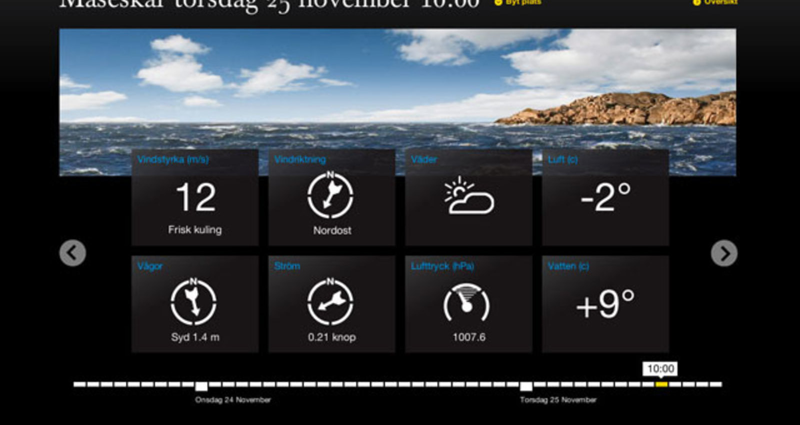 Sea Weather (Site)