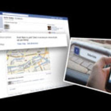 Facebook Places Hijack