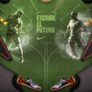 Nike Football Digital Pinball