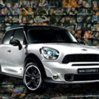 MINI Countryman World Record