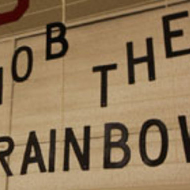 Scholarship the Rainbow