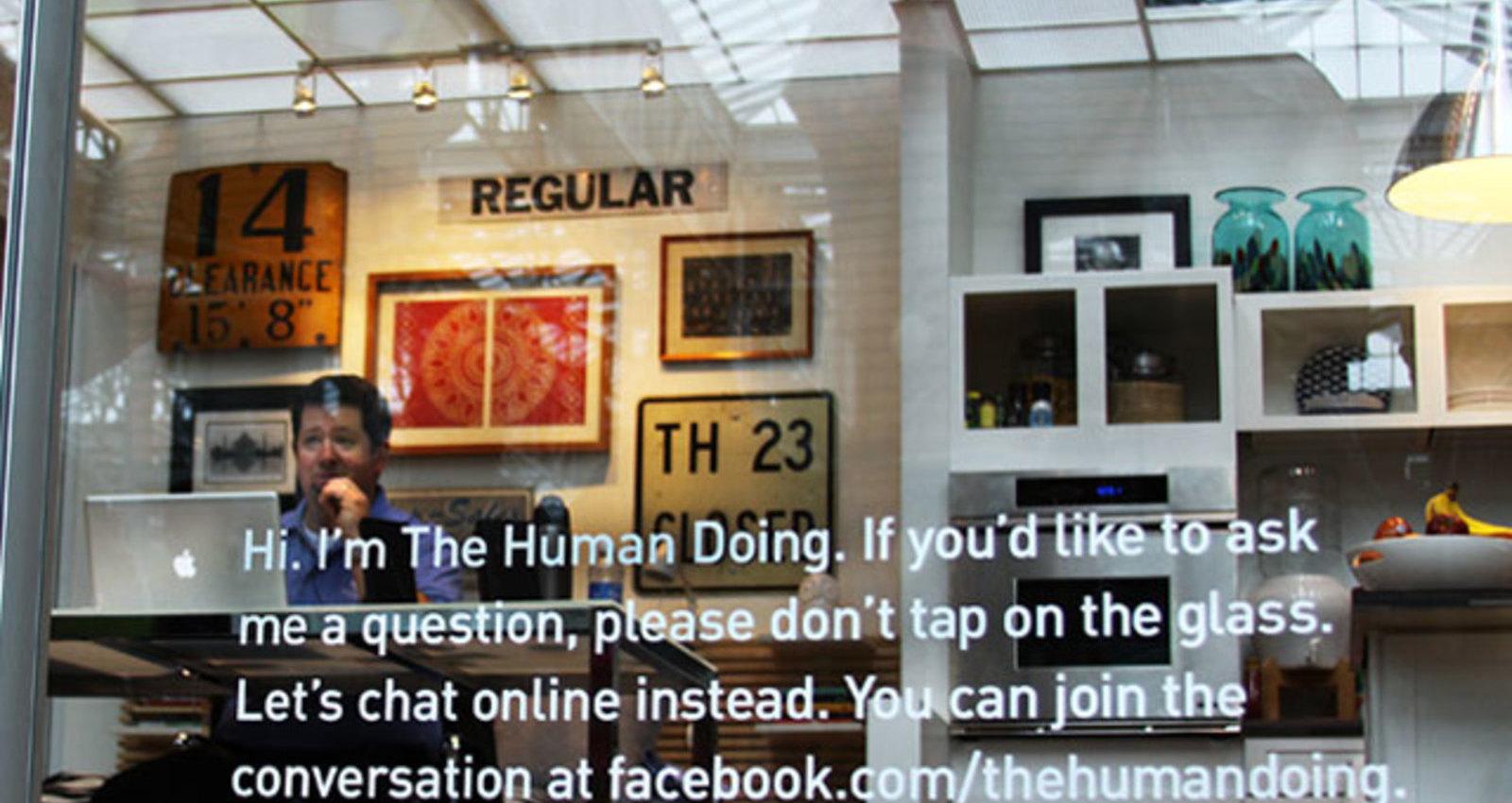 The Human Doing