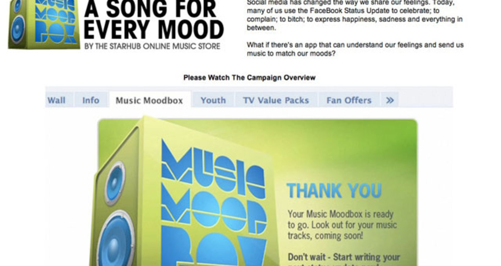 Music MoodBox