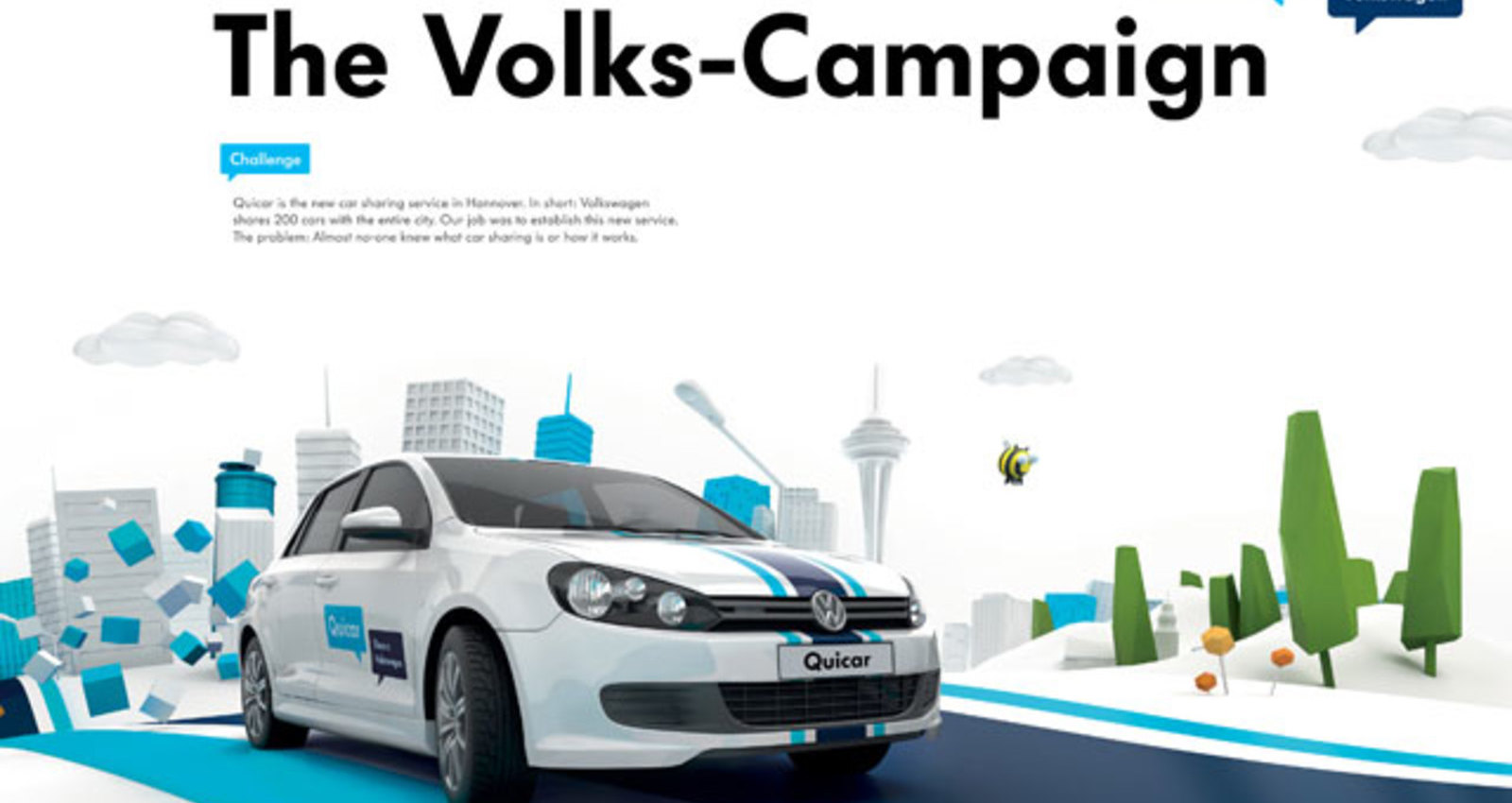 Quicar, the Volks Campaign