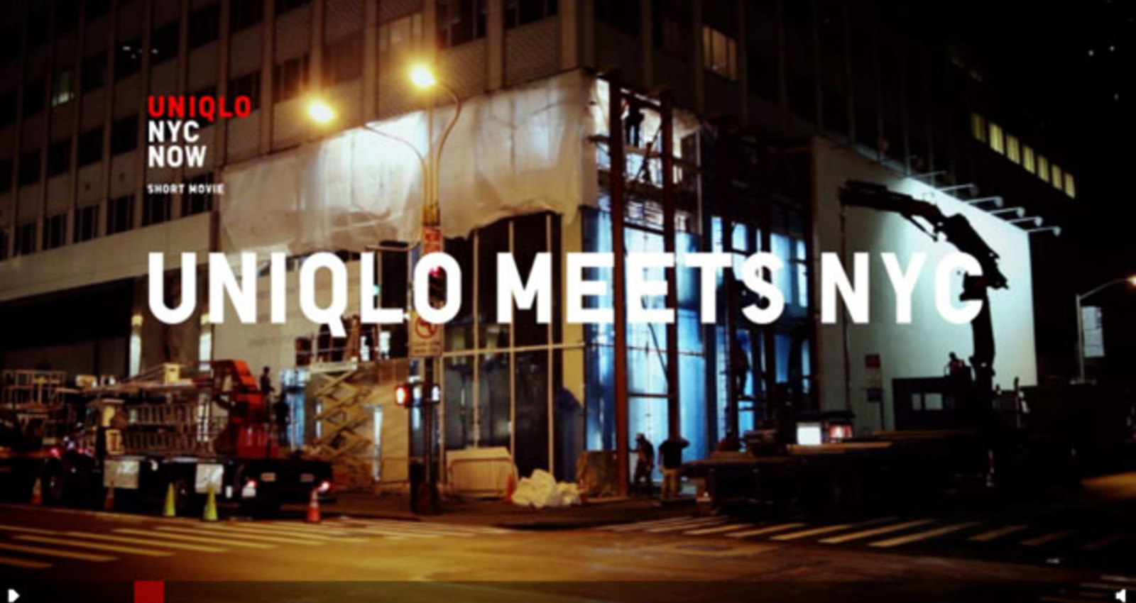 UNIQLO NYC NOW