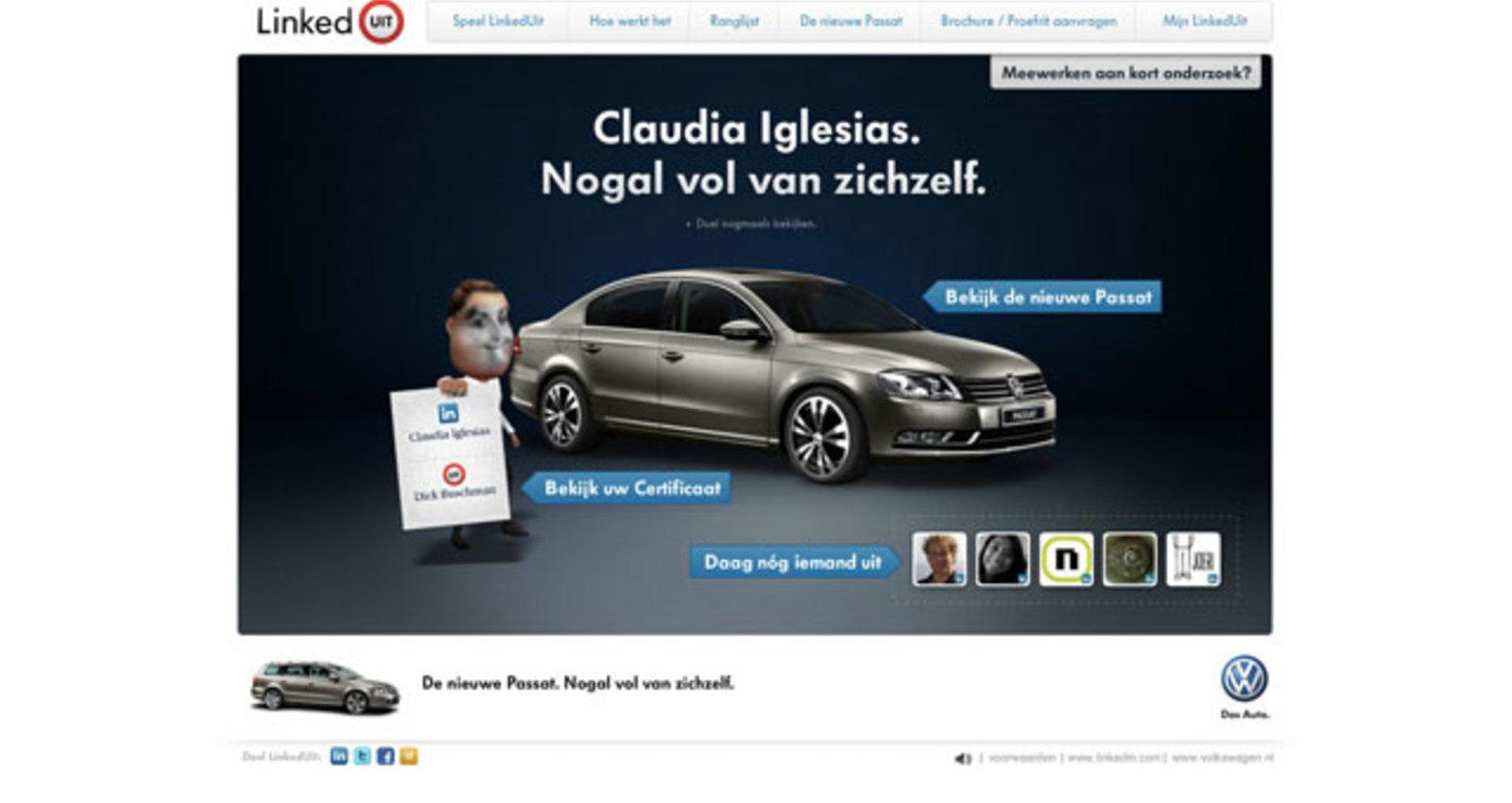 VW LinkedOut