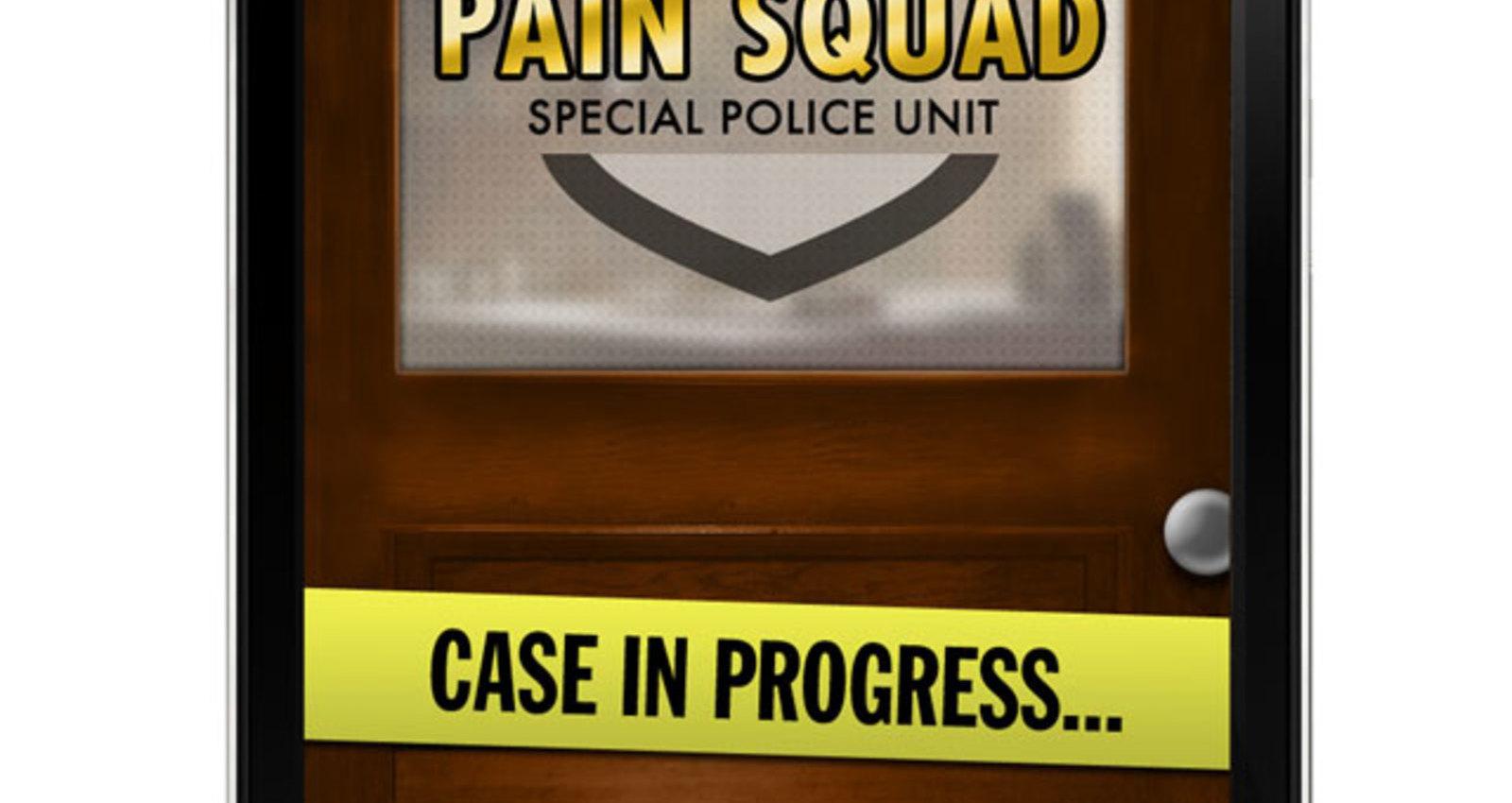 Pain Squad Mobile App